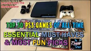 Top 30 PS3 Games of All Time (Essential Must-Haves and Greatest Choices)