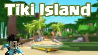 ROBLOX: Tiki Island Part 1