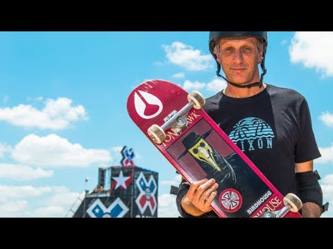 Tony Hawk 2019 | '' Strong Sessions''