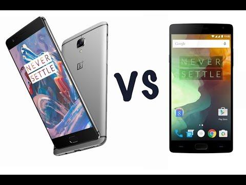OnePlus 3 vs OnePlus 2 - Speed Test