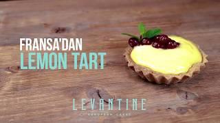 Levantine European Cakes - Limonlu Tart