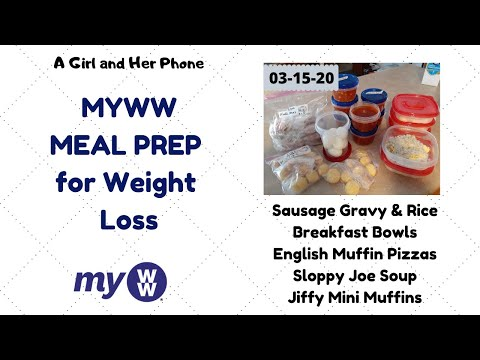 MEAL PREP FOR WEIGHT LOSS | SLOPPY JOE SOUP | SAUSAGE GRAVY BREAKFAST BOWLS | ENGLISH MUFFIN PIZZA