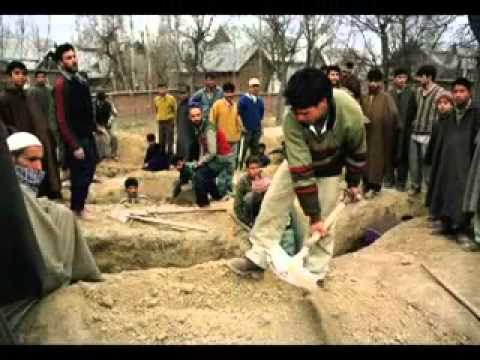 HIDDEN TRUTH - A Documetnary about unknown, unmarked and mass graves in Kashmir
