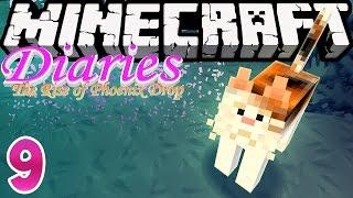 Disturbing News | Minecraft Diaries [S1: Ep.9] Roleplay Surviv…