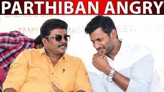 Parthiban relieved from Nadigar Sangam