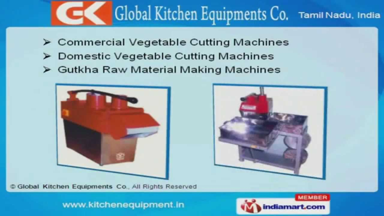 Kitchen Equipment and Products by Global Kitchen Equipments Co ...
