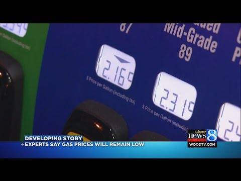 Expert: Gas will stay below $3/gal until late winter