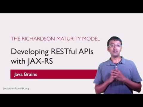 REST Web Services 09 - The Richardson...