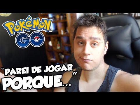 """""""PAREI DE JOGAR POKÉMON GO PORQUE..."""" O QUE É PRECISO FAZER? thumbnail"""