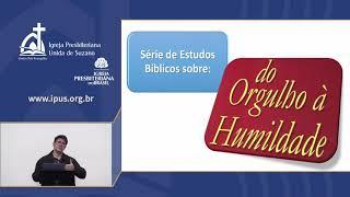 IPUS - AO VIVO - Estudo Bíblico, 12/08/2020