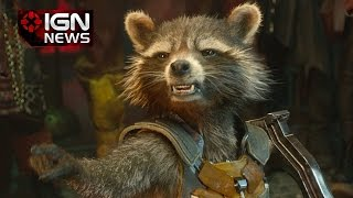 Life-Sized Rocket Raccoon Now Available for Pre-Order - IGN News