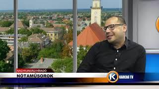 Nótaműsorok Karcagi Nagy Zoltán