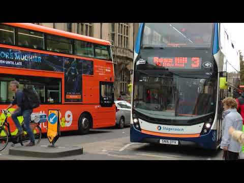 Proposals To Introduce a Zero Emission Zone in Oxford City Centre