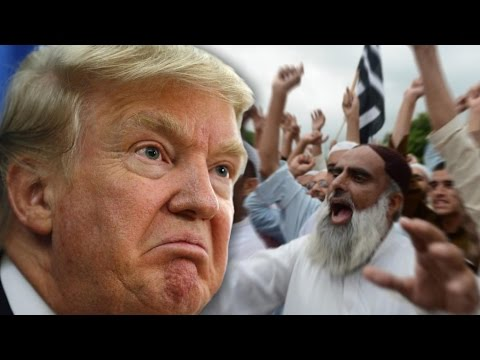 Donald Trump Wants to BAN ALL MUSLIMS from America