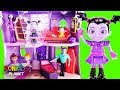 Vampirina Scary Doll House with Paw Patrol Skye Surprises