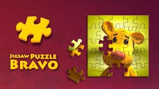 Jigsaw Puzzle Bravo: Epic Puzzles Games For Free Android Gameplay