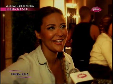 Ana Nikolic - Intervju - Premijera - (TV Pink 2014)