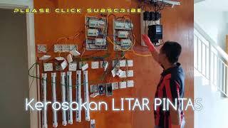 LETUPAN LITAR PINTAS / SHORT CIRCUIT - Professional & Private Electrical Wiring Class