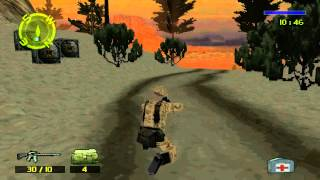 Spec Ops Stealth Patrol - Walkthrough - Mission 3 Iraq - Phase 2