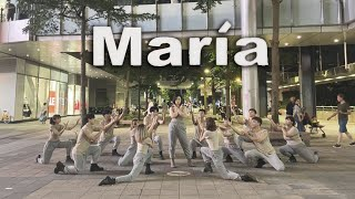 Download Lagu [KPOP IN PUBLIC CHALLENGE] Hwa Sa(화사) - Maria(마리아) Dance Cover by CAMERA from Taiwan mp3