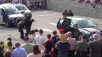 Kokonaisturvallisuus 2018 - Hämeen poliisilaitoksen toimintanäytös