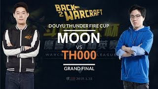 Thunder & Fire Cup - Grand Final: [N] Moon vs. TH000 [H]