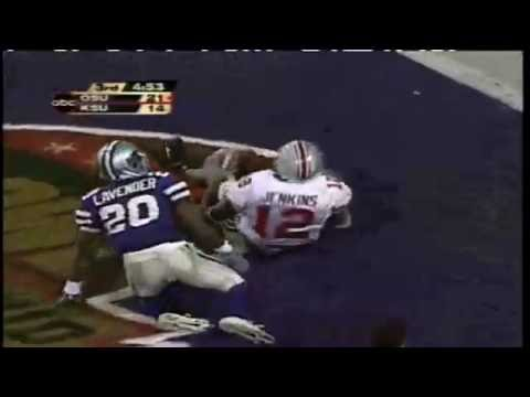 Michael Jenkins || The Clutches WR In Ohio State History