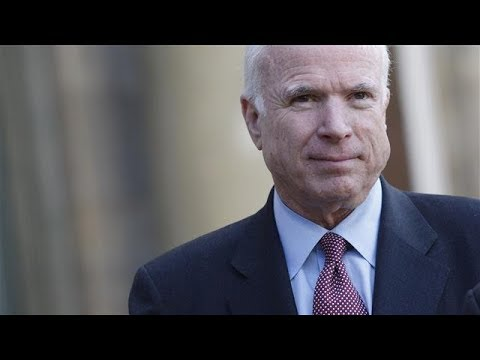 John McCain's Legacy of Service: In His Words