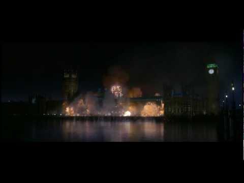 V For Vendetta Epic Ending