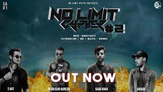 NLC #2 - Saad Khan   2 Ace   Jakhar   Mudassar Qureshi   Shirazi Beats   No Limit Muzik 2019