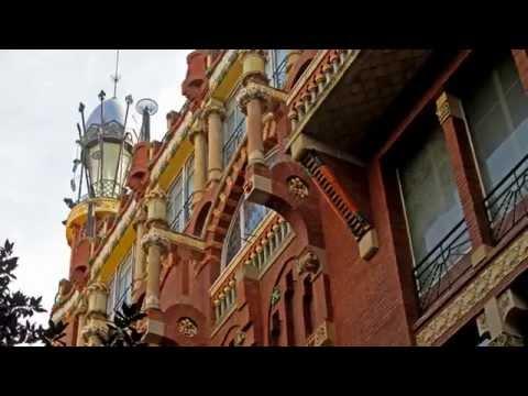 Beautiful Barcelona #2 - Gaudi & More Amazing Architecture