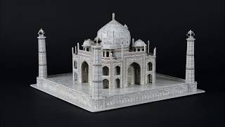 Puzzle 3D National Geographic - Taj Mahal