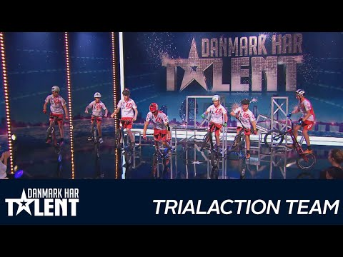 TrialAction Team - Danmark Har Talent - Audition 2