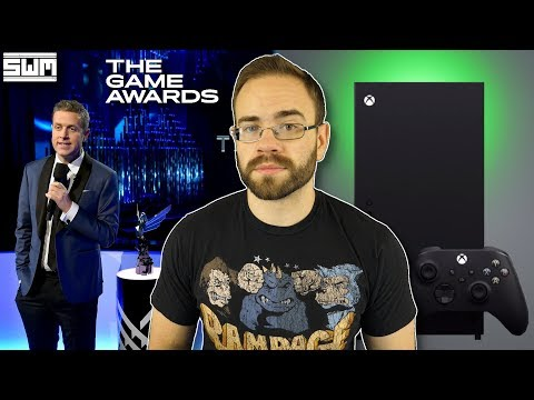 The Next Generation Xbox Finally Revealed And The Game Awards Disappoints? | News Wave