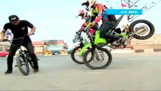 Video Go BMX - Senin - Jumat Pkl. 18.45 WIB download MP3, 3GP, MP4, WEBM, AVI, FLV Mei 2018