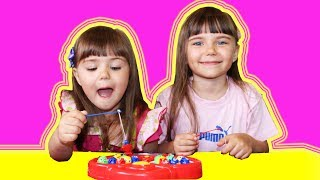 Learn Colors Nursery Rhyme Songs Kids Учим  Английский Язык с разноцветными рыбками
