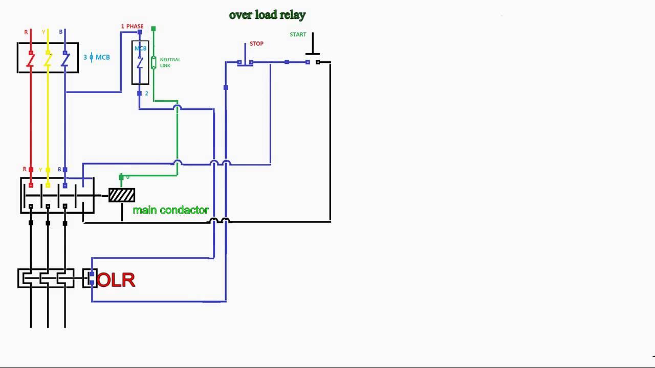 overload relay wiring diagram wiring diagram for you overload relay wiring diagram pdf overload relay wiring [ 1280 x 720 Pixel ]