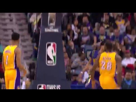 Top 5 NBA Plays: February 4th