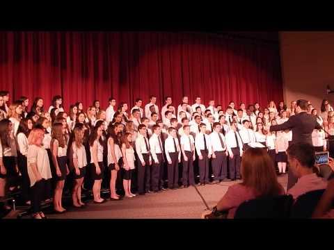 Celebrate Music - EMS Choir