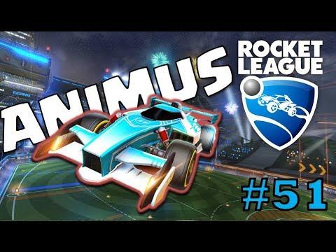 Rocket League - SCHUMACHER V ROCKET LEAGU!!! | #51| Smilo |Let's Play |