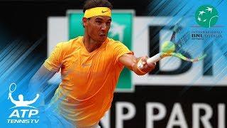 Nadal Powers Past Shapovalov; Djokovic and Zverev Reach Quarter-Finals | Rome 2018 Highlights Day 5