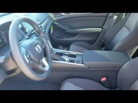 2018 Honda Accord Sedan Muskogee, Pryor, Broken Arrow, Tulsa, Fort Gibson, OK H1009