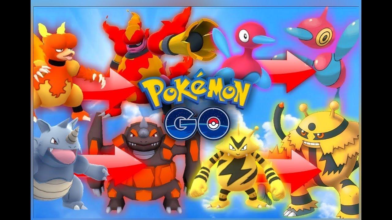 Save Candy For Gen 4 Not Gen 3 Pokemon Go Gen 3 4 New Evolution