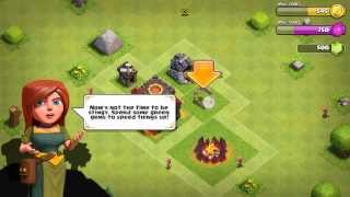 Clash Of Clans - Maxed Out All Buildings Mod Tutorial