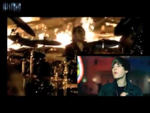 Slipknot feat. Justin Bieber Remix Video