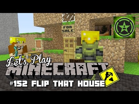 Let's Play Minecraft: Ep. 152 - Flip This House