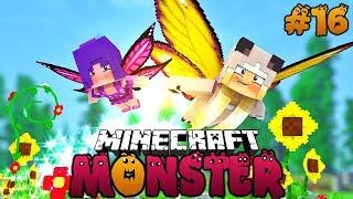 WIR ENTDECKEN EINE NEUE DIMENSION! ✿ Minecraft MONSTER #16 [Deutsch/HD]