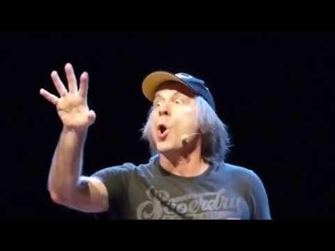 BRUCE DICKINSON  Spoken Word Q & A part 1 DR Koncerthuset, Copenhagen 892018