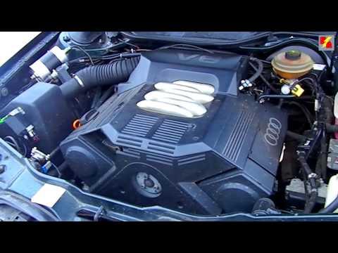 Обзор Audi A6 C4 от реального владельца.