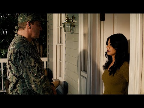 James Informs Ray's Family Of His Missing - SEAL Team 4x04